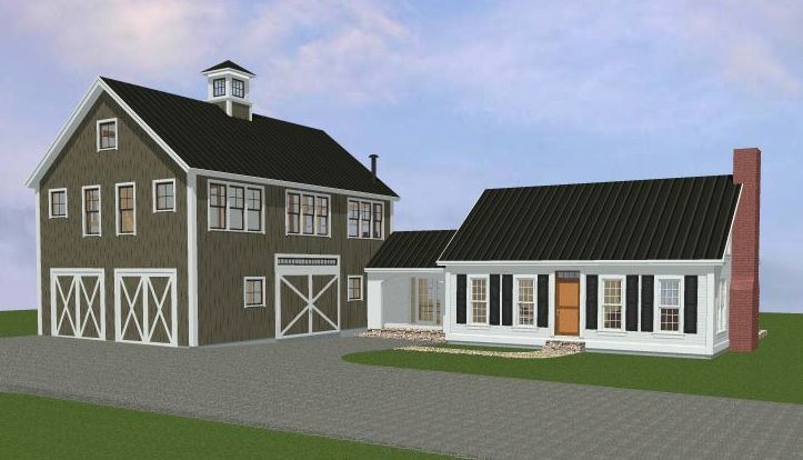 Carriage Houses Yankee Barn Homes
