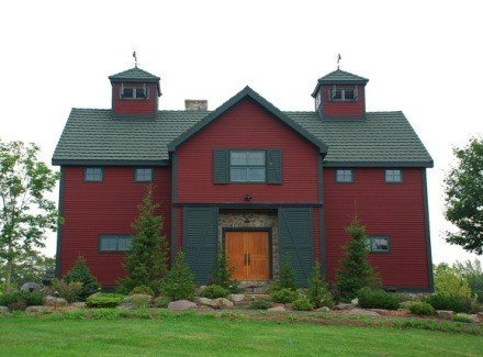 Yankee Barn Homes In The News