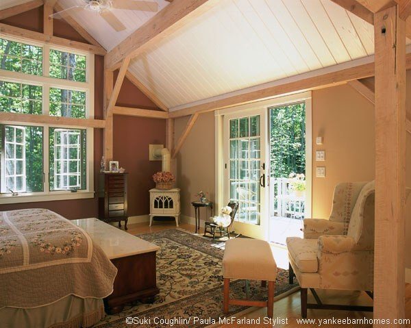Interior Paint Colors For The Timber Frame Home Part 2