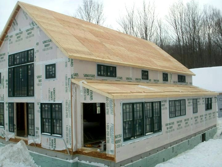 A Barn Home In The Upper Regions Of Lake Michigan Part I