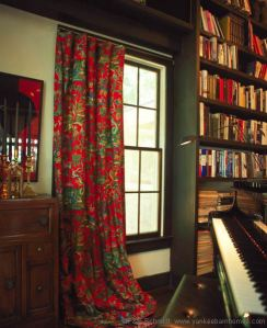 Post & Beam Music Room/Library