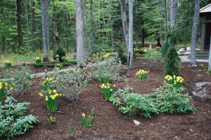Post & Beam Living Garden