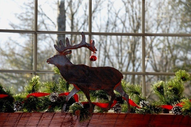 Rustic Chirstmas Decorations