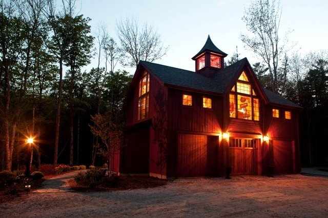 Barn homes are to die for for How much does it cost to build a carriage house