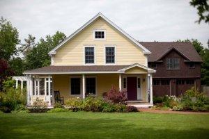 Clover Hill Farm  located in  American Farmhouse