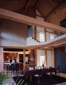 Home Silo Interior