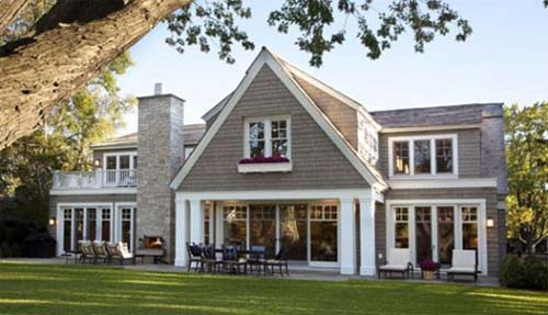17 Best ideas about Shingle Style Homes on Pinterest House