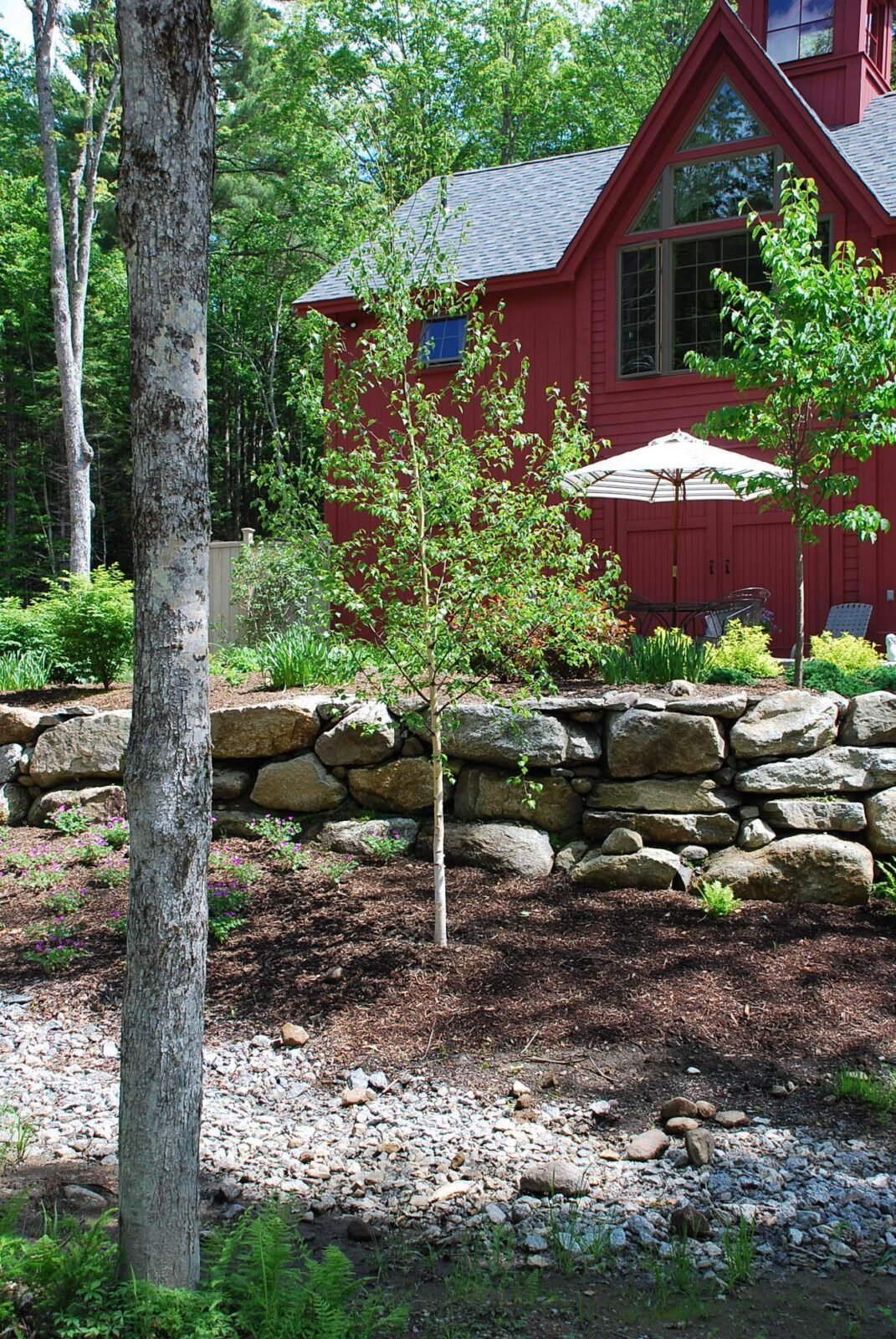 Post and Beam Living Suggests: Landscape Ideas For The Timber ...