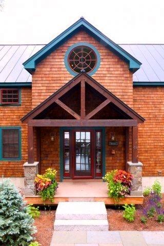 The Doors of Yankee Barn