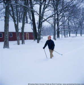 X-Country Skiing in CT