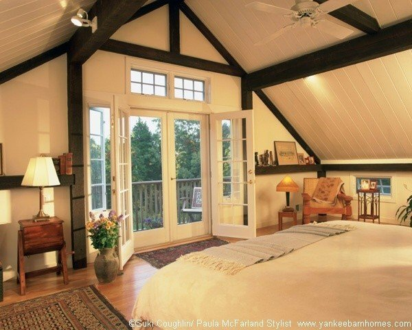 Yankee Barn Homes offers a vast array of styles for the ...