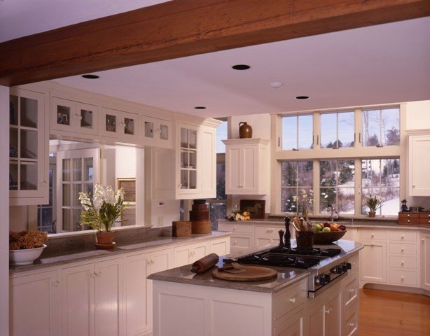Yankee Barn Homes Kitchens