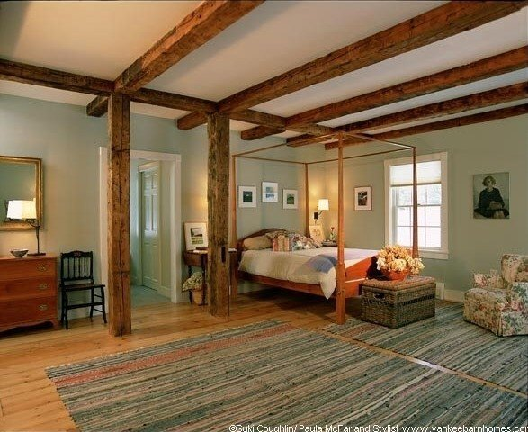 Yankee Barn Homes Offers A Vast Array Of Styles For The Master Bedroom