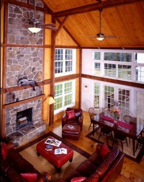 Yankee Barn Homes Tips For Choosing The Right Interior