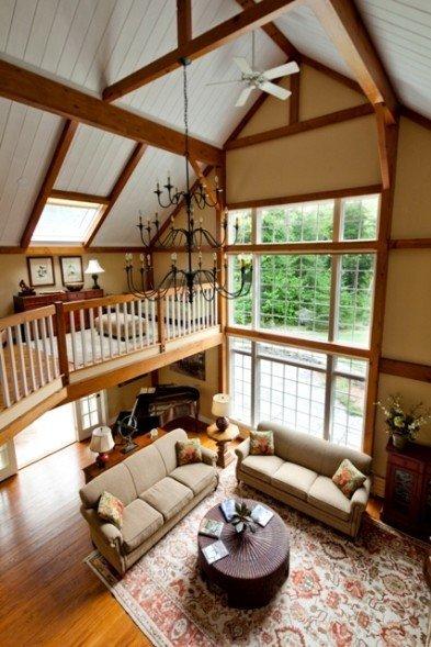 The Major Benefits Of Yankee Barn Homes Post And Beam Frames