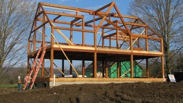 Post and Beam Frames