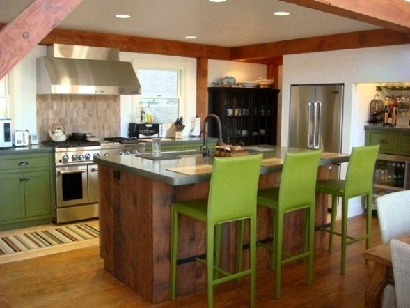 Suggestions On Choosing Interior Paint Colors For Post And Beam Homes