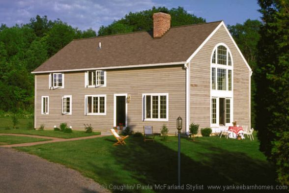 Five suggestions to lower building costs from yankee barn for Barn home cost to build