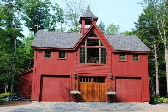 Always buy quality in these yankee barn homes construction for Carriage house plans cost to build