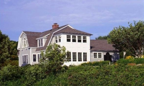 Barn Houses Are Not Log Homes