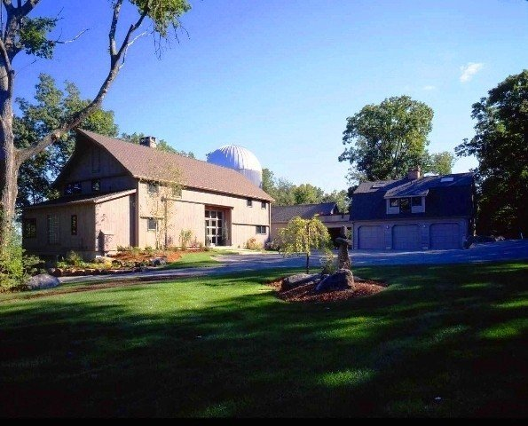 Yankee Barn Homes Display Diverse Architectural Styles