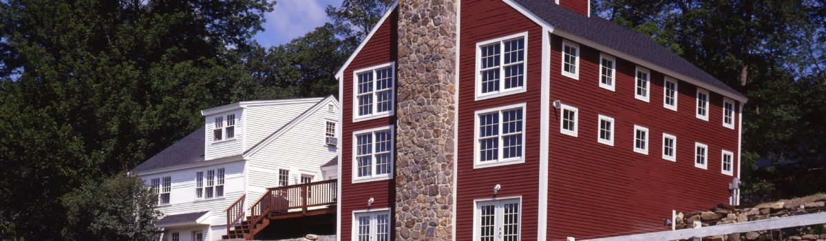 Post. Beam. Dream. Yankee Barn Homes Today