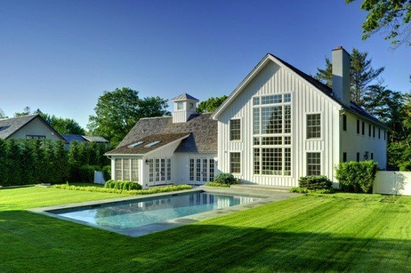 Yankee Barn Homes Contemporary Hamptons Barn Home Professional Photos