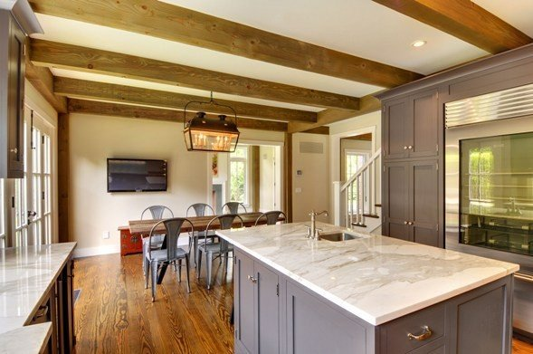 Barn House In East Hampton NY Interior Photos And Floor Plans