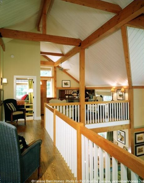 The many uses for a barn house loft for Barn loft homes