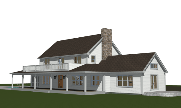 Yankee Barn Homes Builds Next Gen Housing