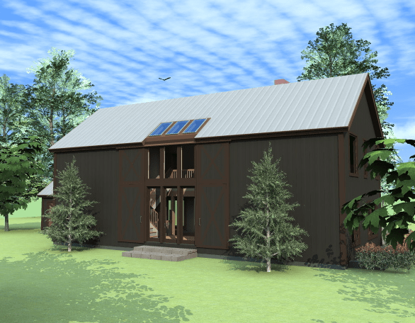 Yankee Barn Introduces A New Line Of Barn Homes Oyster