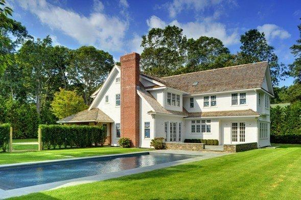 Yankee barn shingle style video walk through for Hampton shingle style house plans