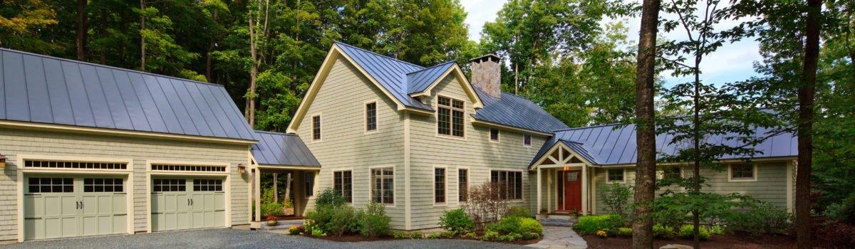 One Barn House Plan, 3 Unique Interpretations: Breakfast Room