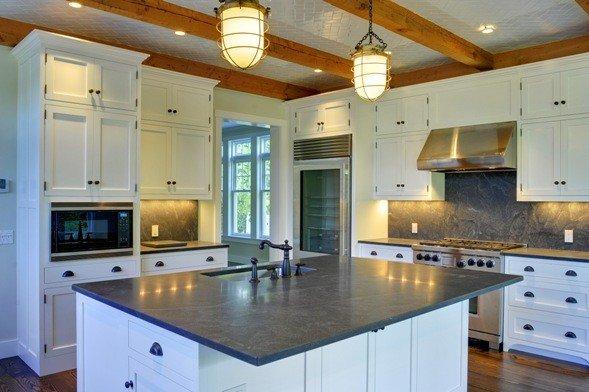 Kitchen And Bath Magazine yankee barn homes is featured in kitchen and bath design news magazine