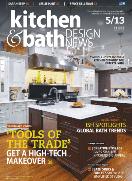 Yankee Barn Homes is Featured In Kitchen and Bath Design ...