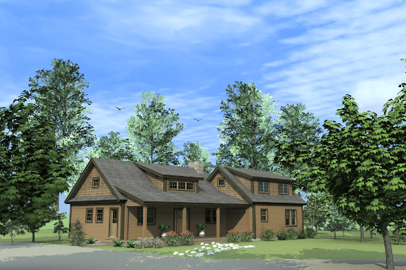 Barn Home Building Is Brisk At Yankee Barn Homes