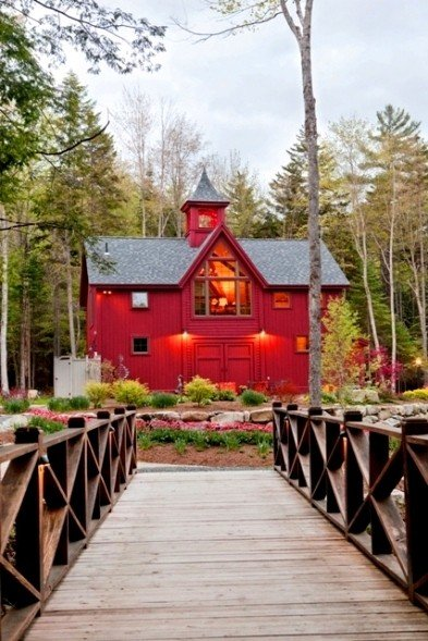 Yankee Barn Homes Post And Beam Build Company Goes To Houzz