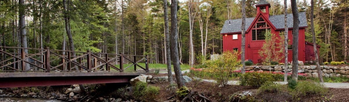 A Yankee Barn Post And Beam Wedding: Celebrate!