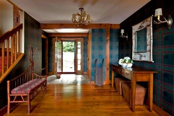 Contrasting Barn Home Interior Styles From Yankee Barn Homes - Barn Home Interiors