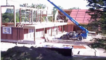 Time-Lapse Construction of Yankee Barn Home