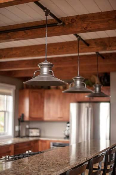 a great yankee barn homes post and beam mountain get away kitchen island electrical wiring average electrical wiring diagram kitchen
