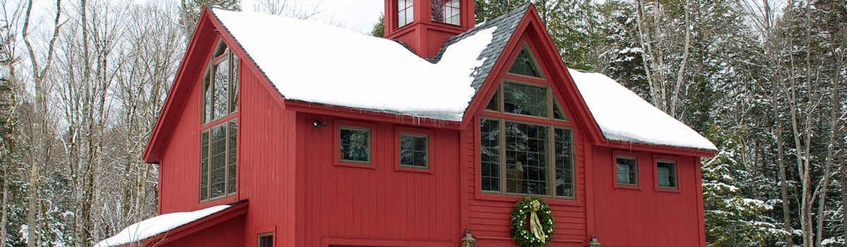 Rain Ice Or Snow Yankee Barn Homes Is The Pro