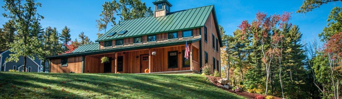 Update On Our Post And Beam Farmhouse: THE PROCTOR