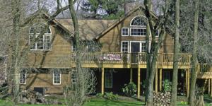 Panzetta Post and Beam Home Addition