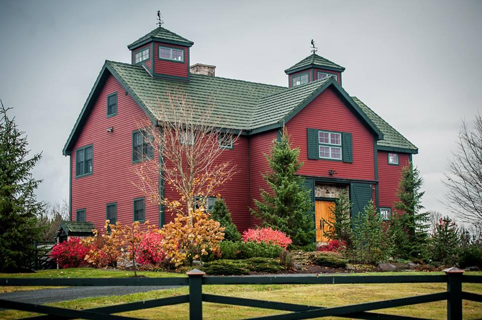 Traditional Barn Home