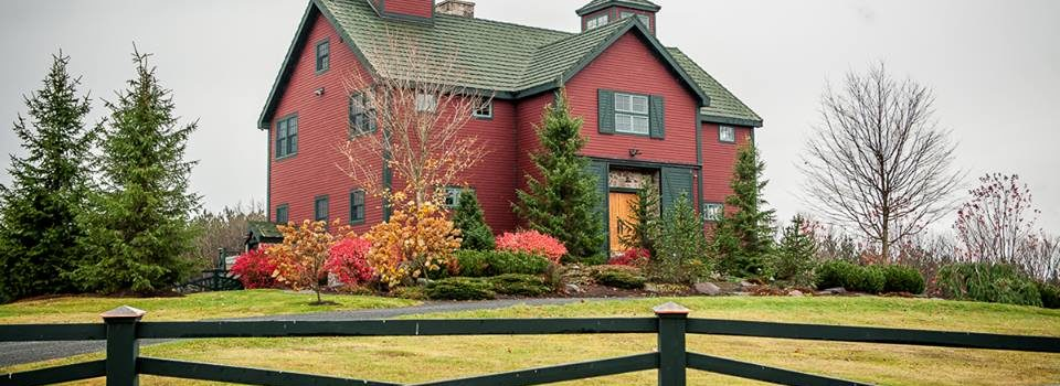 Iconic Red Barns From Yankee Barn Homes