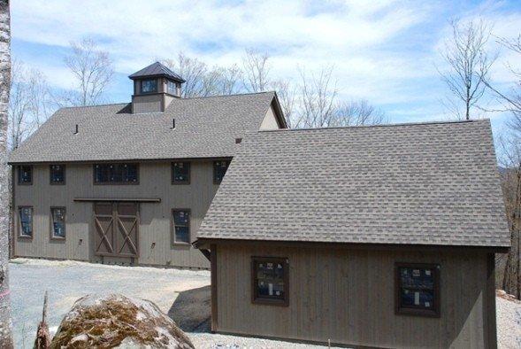 classic barn house