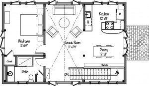 bennington carriage house download floor plan - Carriage House Floor Plans