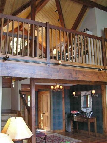 Conway Lodge Interior