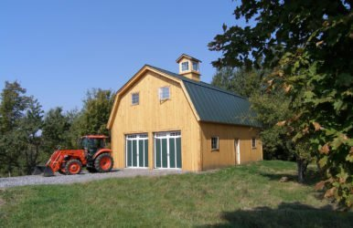Gambrel Barn